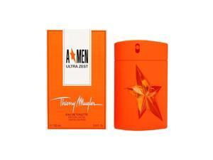 Angel Men Ultra Zest by Thierry Mugler 3.4 oz EDT Spray Limited Edition
