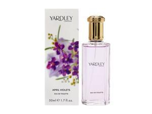 Yardley of London April Violets 1.7 oz EDT Spray