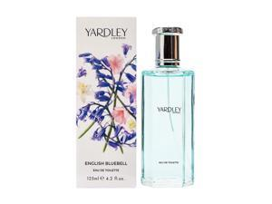 Yardley of London English Bluebell 4.2 oz EDT Spray