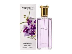 Yardley of London April Violets 4.2 oz EDT Spray
