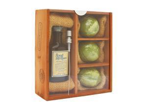 Royall Bay Rhum by Royall Fragrances 4 Piece Set