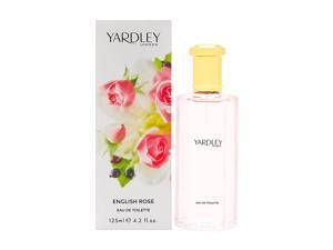 Yardley of London English Rose 4.2 oz EDT Spray