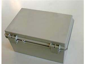 Enclosures, Boxes, & Cases Polycarb/PBT Outdoor NEMA Box 5.9x5.9x3.5