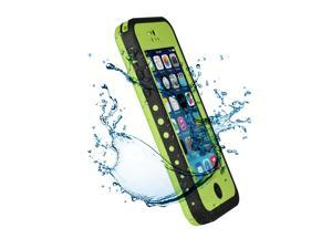 Premium Waterproof Case Shock Dirt Snow Proof Durable Rugged Hard Cover For Apple iPhone 5C-Green