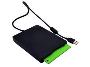 "New Slim 3.5"" USB 1.44MB Portable External Floppy Drive Disk for PC Laptop Desktop Such as Toshiba Satellite L670 L670D L675 L675D A205 M300 M305 A215 L455 L450 L450D L455D L655 L655D C655 C655D C650"