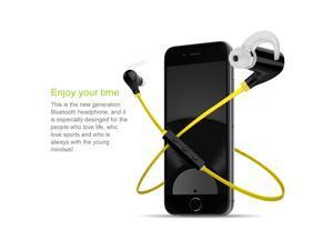 Wireless Bluetooth 4.1+EDR Mini Lightweight Sports Headphone Headset Earphone for iPhone 6 Plus 6 5S 5C 5, HTC One M8 Desire 820, LG G3 G2, Moto X, OnePlus One, Google Nexus etc.