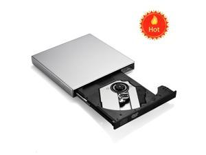 Newest USB External CD-RW Burner DVD-R Combo Optical Drive (CD-RW)