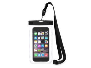 Newest Universal Waterproof Case, Cellphone Dry Bag for Apple iPhone 6S 6,6S Plus, SE 5S 7, Samsung Galaxy S7, S6, HTC LG Sony Nokia Motorola up to 5.5 Inches