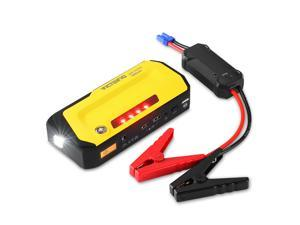 Victake 800A Peak 18000mAh Portable Car JumpStarter with LCD Screen