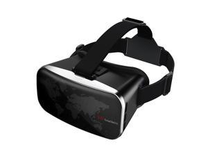 "Virtual Reality 3D Glasses VR headset VR Goggle for 3D Video Movie Game, Compatible with iPhone and Android Smartphone 4""-6.0"""