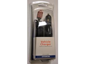 NEW OEM VERIZON UTSTARCOM CAR VEHICLE DC CHARGER FOR PCD CDM8630 PANTECH LINK