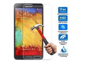 New PREMIUM BALLISTIC TEMPERED GLASS SCREEN PROTECTOR GUARD 9H HARDNESS FOR  VERIZON ATT T-MOBILE SPRINT SAMSUNG GALAXY NOTE 3 III