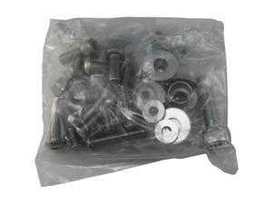 Honda Ruckus 54 Piece Bolt and Washer Dress Up Kit Silver