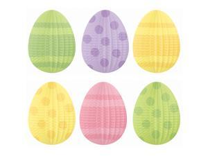 Easter Egg Mini Paper Lanterns - Multi-colored