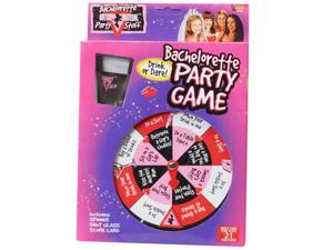 Bachelorette Drink Or Dare Party Game - Bachelorette Party Games