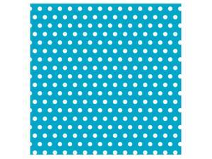 Caribbean With Polka Dot Jumbo Gift Wrap - Paper