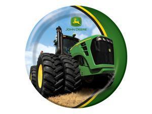 John Deere Tractor - Dessert Plates - Paper
