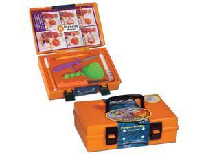 Pumpkin Tool Box Carving Kit - plastic