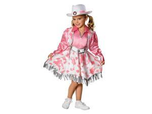 Child Western Diva Costume Rubies 882729