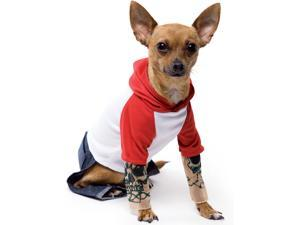 Tattoo Dog Pet Costume - 100% Polyester, Exclusive of Decoration&#59; - Small