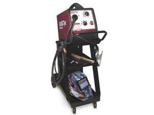 Firepower 1444-0346 135 AMP MIG Welder Kit with Cart and Helmet