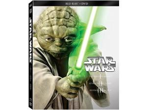 Star Wars Trilogy Episodes I-III Blu-Ray/DVD Combo Pack