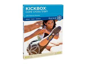 Gaiam Kickbox: Core Cross Train DVD