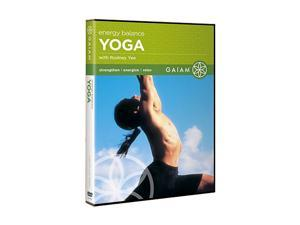 Gaiam Energy Balance Yoga DVD With Rodney Yee
