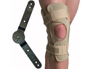 Thermoskin Hinged Knee Wrap Range of Motion ROM-3XL