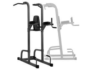 XMark Comm Vertical Knee Raise with Pull-up Station Tower