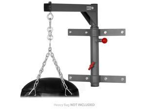 XMark Spacemiser Pivoting Heavy Bag Wall Mount