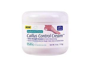 PediFix Podiatrists' Choice Callus Control Cream 4 oz