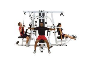 Body Solid - EXM4000S Gym System