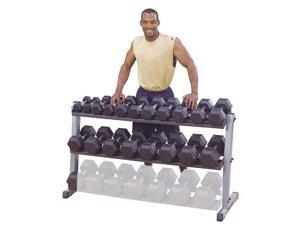 Body Solid - Pro Dumbbell Rack