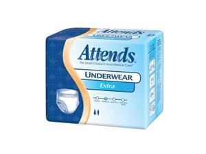 Attends Extra Absorbent Underwear-XX-Large/12