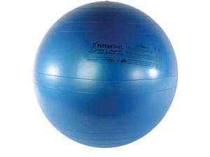 Fitter First Classic Exercise Ball Chair - 65 Cm - Blue