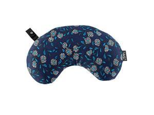 Bucky Minnie Compact Neck Pillow with Snap & Go - Woodcut Floral