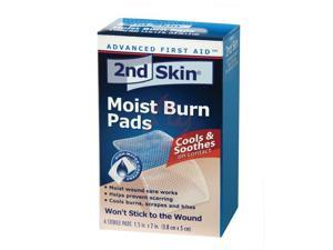 Spenco 2nd Skin Moist Burn Pads-Small (1.5 x 2 inches) 6 ct
