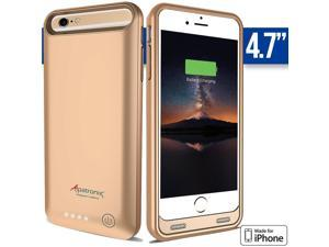 iPhone 6 Battery Case - Alpatronix iPhone 6 Battery Case [4.7 Inches] - MFi Apple Certified 3100mAh External iPhone 6 Battery Case Removable, Rechargeable Protective iPhone 6 Charging Case