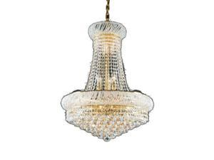 "French Empire Crystal Chandelier Lighting H 72"" W 42"" - Perfect for an Entryway or Foyer!"