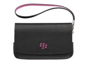 Blackberry ASY-31014-001 Original Leather Folio Pouch Case for Blackberry Tor...
