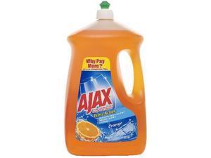 Ajax Orange 90 Oz Triple Action Dish Liquid, Orange, 90 Ounce A49874