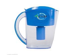 Alkaline Water Ionizer pitcher Filter Remove Heavy Metals Toxins