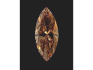 brown diamond marquise cut 2 carat loose diamond
