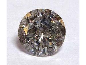 4.5 carat loose round diamond G I3-I5 pricepoint item big diamond