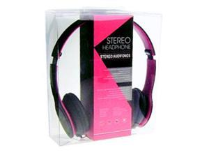 Foldable Overhead Studio-Grade Stereo Headphone with Microphone HF-GH011-HPK