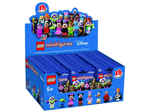 Lego Minifigures Disney Series 16  Sealed Box of 60 Figures 71012