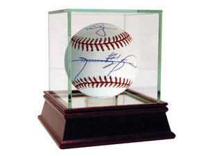 500 Home Run MLB Baseball (8 Signatures)