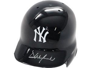 Dave Winfield Signed Yankees Batting Helmet (Left Ear Flap)(MLB Auth)