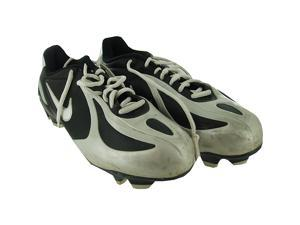 Syracuse 2007 Game Used Football Shoes #27
